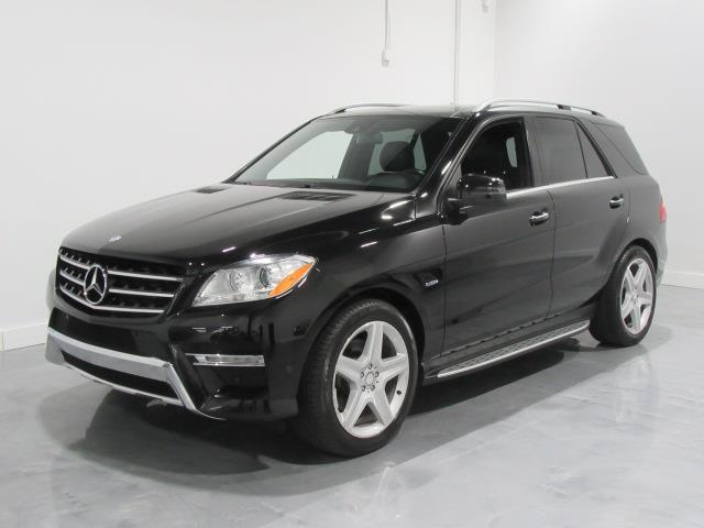 Mercedes-Benz Classe-M 2012 ML350 BlueTEC AMG PACK #A6516
