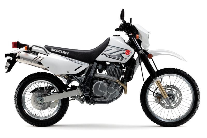Suzuki DR 650 2018
