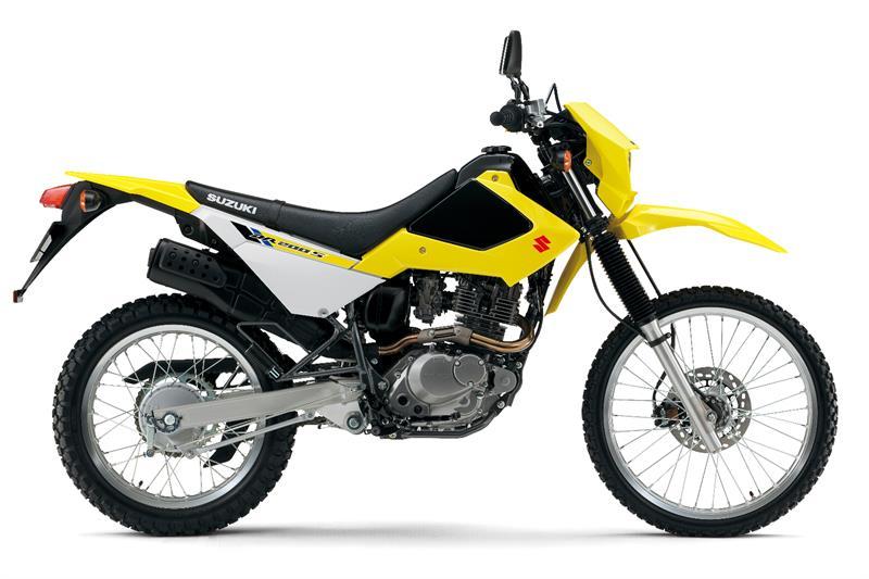 Suzuki DR200SE 2018
