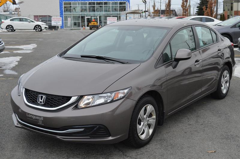 Honda Civic 2013 LX #U7942