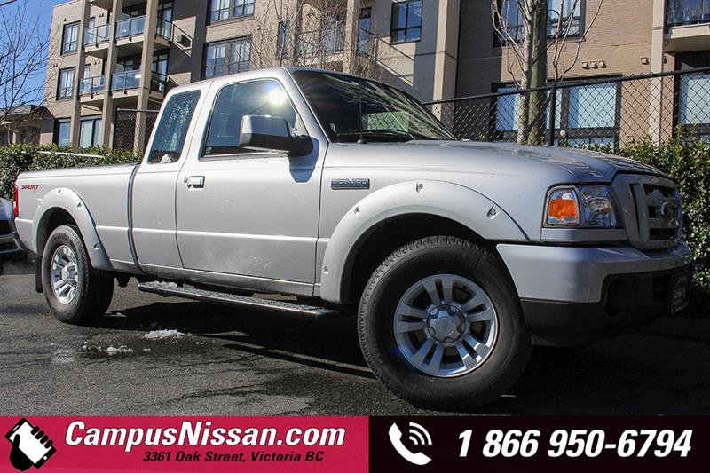 2011 Ford Ranger SuperCab #8-T242A