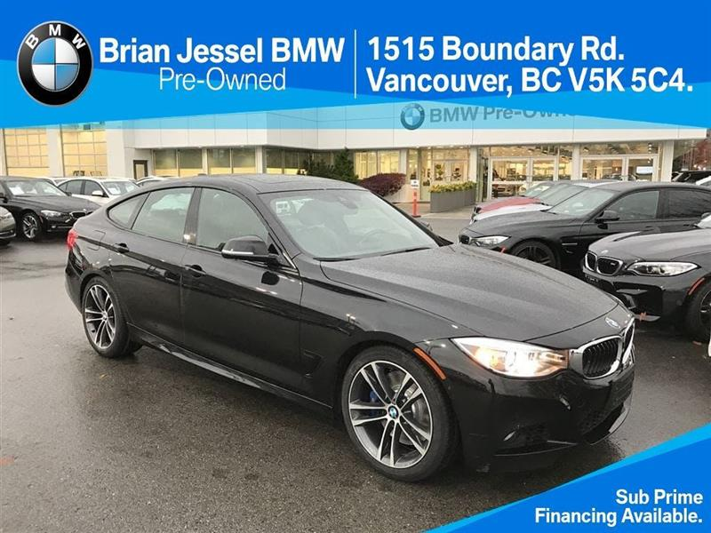 2014 BMW 3-Series 335i xDrive Gran Turismo CPO Unlimited km #BP5671
