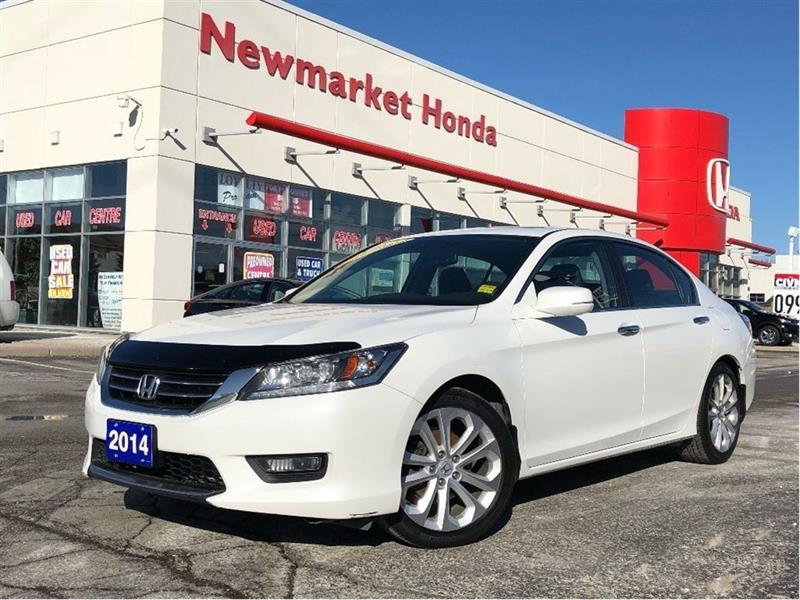 2014 Honda Accord Sedan Touring #18-580A