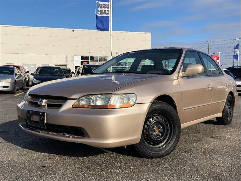 2000 Honda Accord EX #OP-4542A