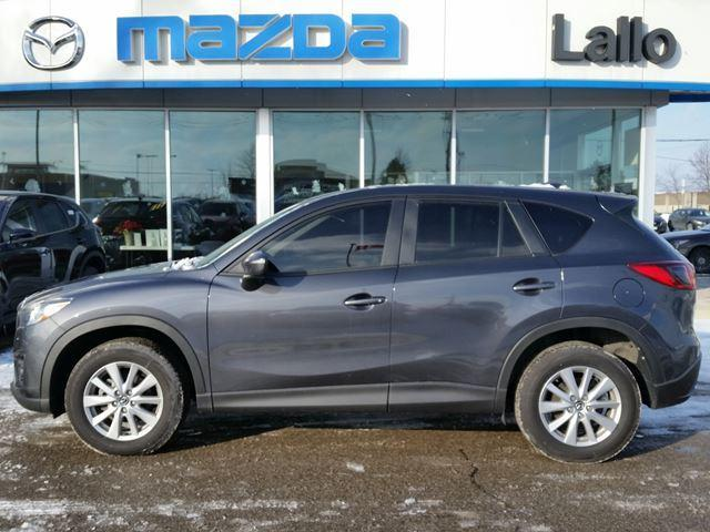 2016 Mazda CX-5 GS AWD w/NAV *LIKE NEW*LOW KMS #17-081MA