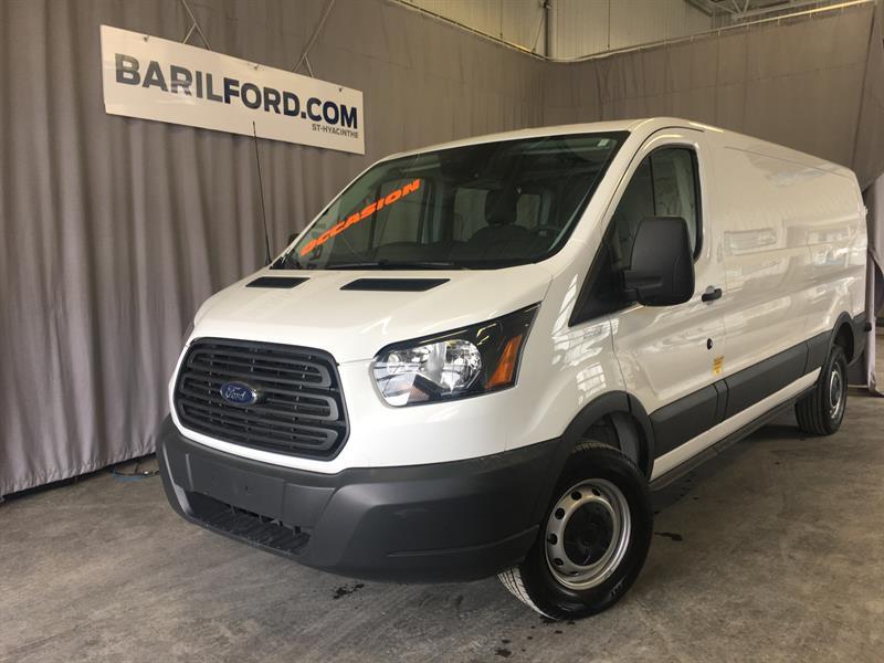 Ford Transit Cargo Van 2016 T-250 148 Low Rf 9000 GVWR Swing-Out RH Dr #c6586