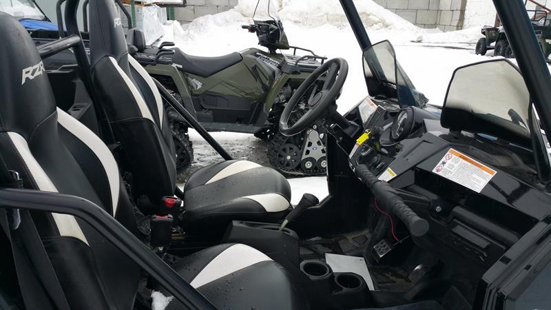 Polaris Ranger RZR 570 2013