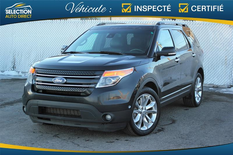 Ford Explorer 2014 4WD 4dr Limited #SA00159
