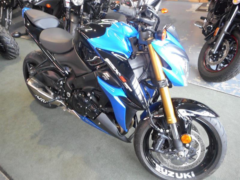 Suzuki GSX-S1000AL8 2018