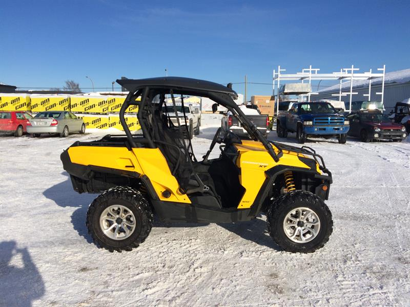 Can-am Commander 1000 XT 2015