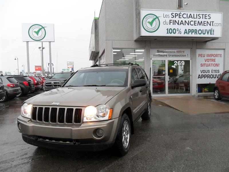 Jeep Grand Cherokee 2005 Laredo #F180136-04