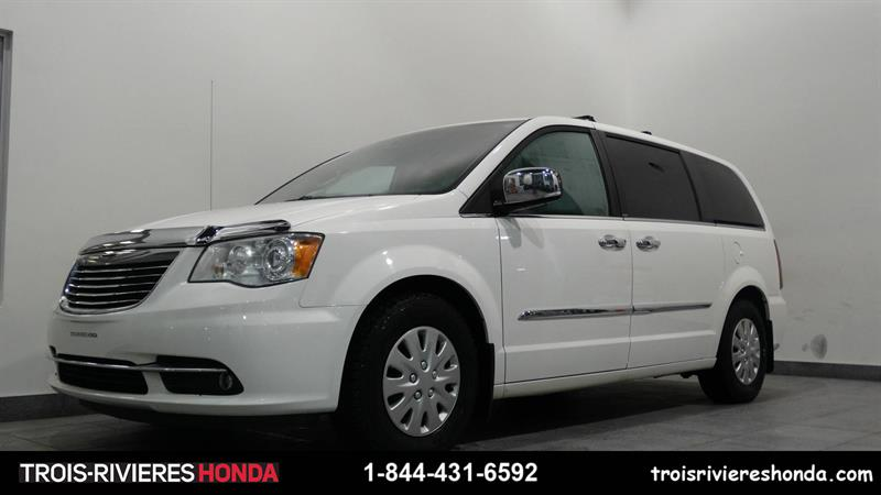 Chrysler Town & Country 2011 Limited cuir GPS DVD #17-1130A