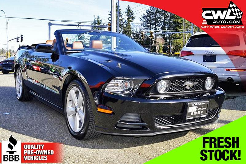 2014 Ford Mustang 2dr Conv GT #CWL8324M