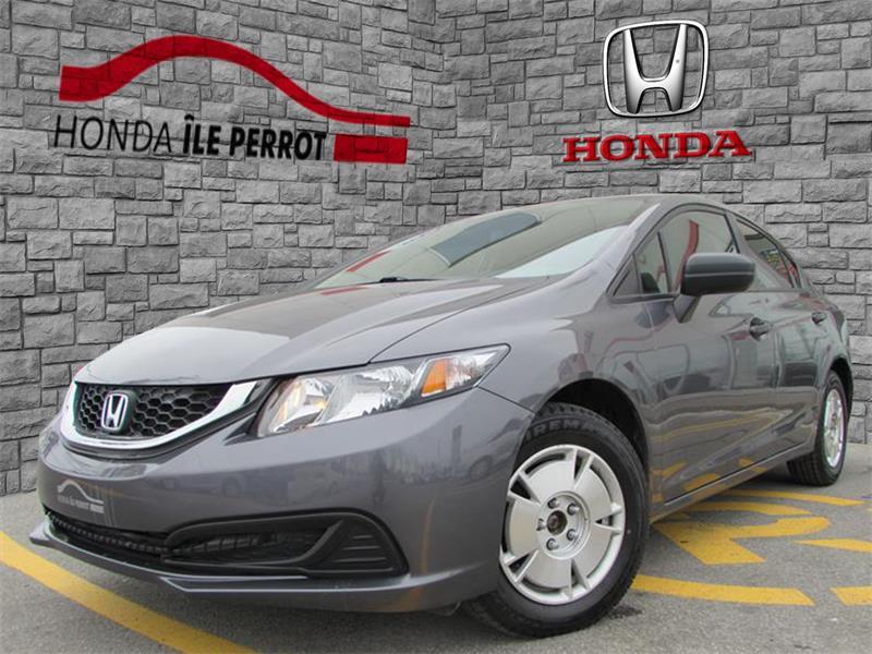 Honda Civic Sedan 2014 4dr Man DX #318286-1