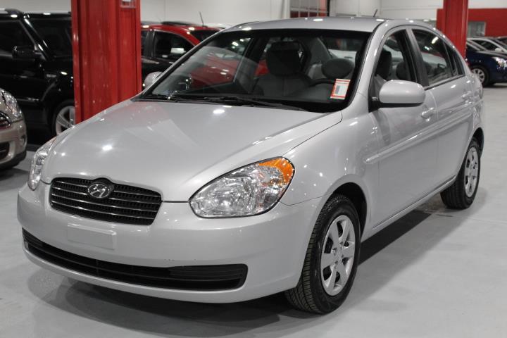 Hyundai Accent 2011 GLS 4D Sedan at #0000000742