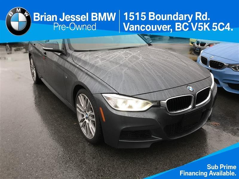 2014 BMW 3-Series 335i xDrive Sedan #BP5781