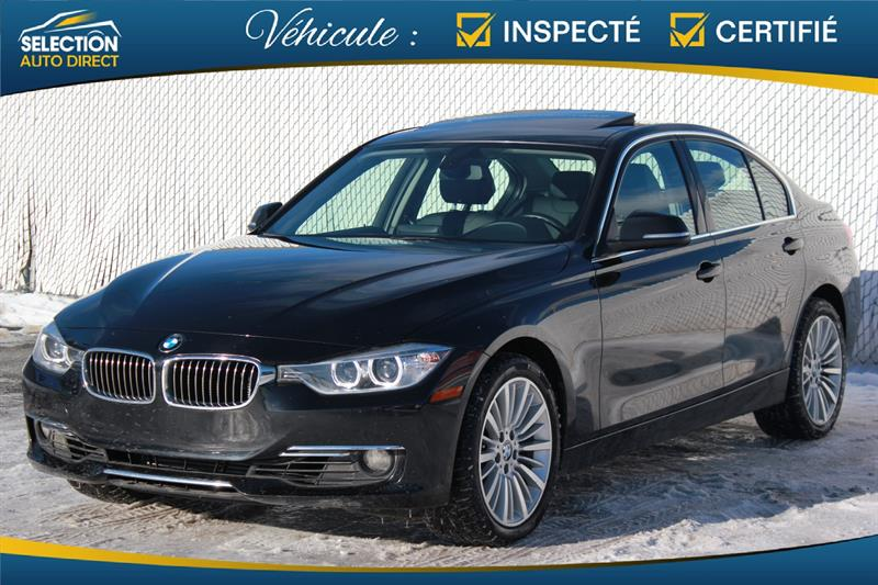 BMW 3 Series 2014 4dr Sdn 328i xDrive AWD #E980982C