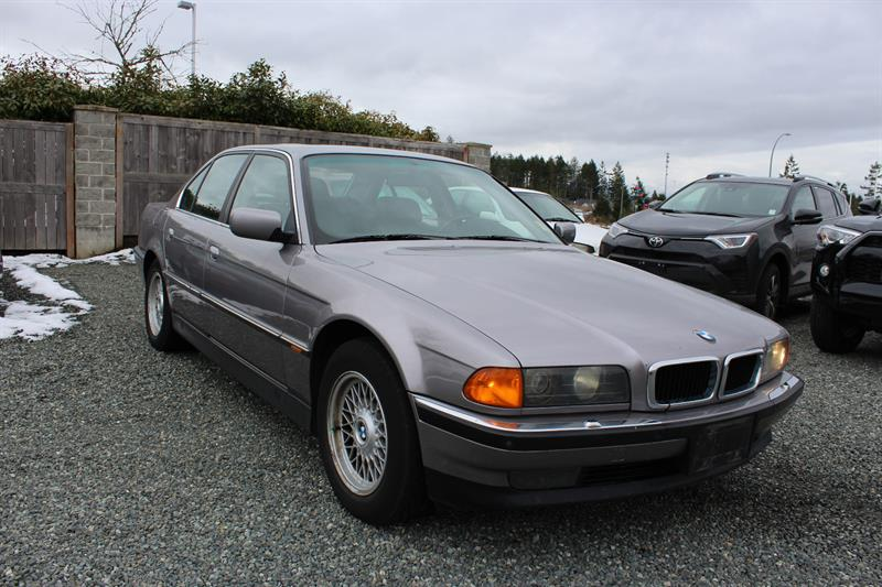 1998 BMW 7 Series 740IA 4dr Sdn SWB #11414A
