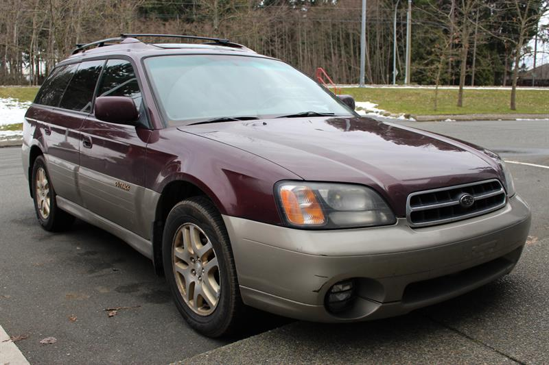 2001 Subaru Legacy Wagon 5dr Outback Ltd Auto #11619A