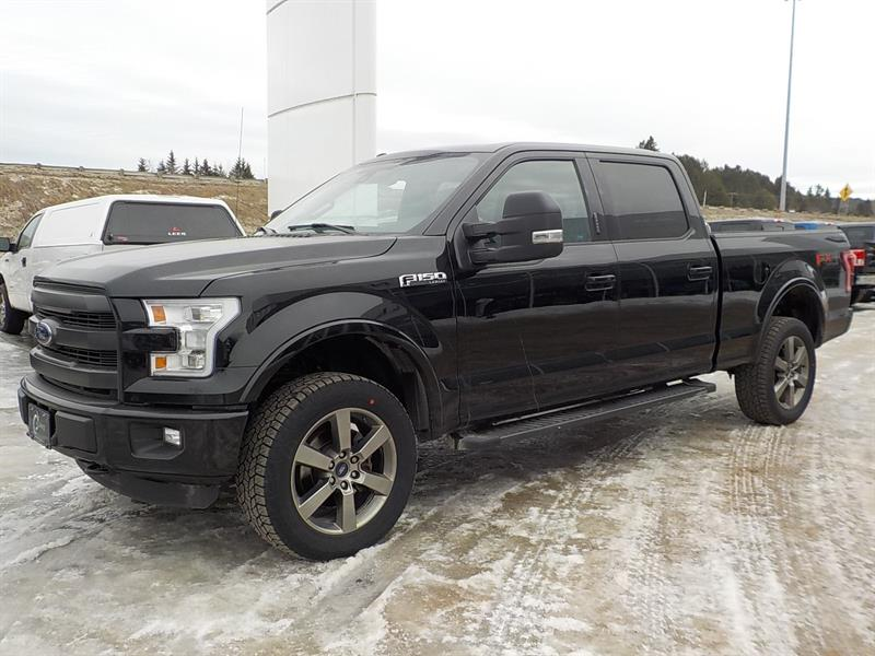 Ford F-150 2016 4WD SuperCrew #18145at