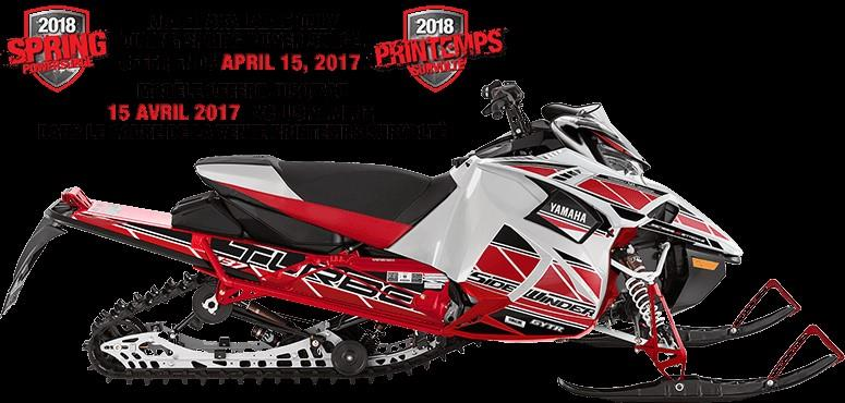 Yamaha Sidewinder L-TX 2018