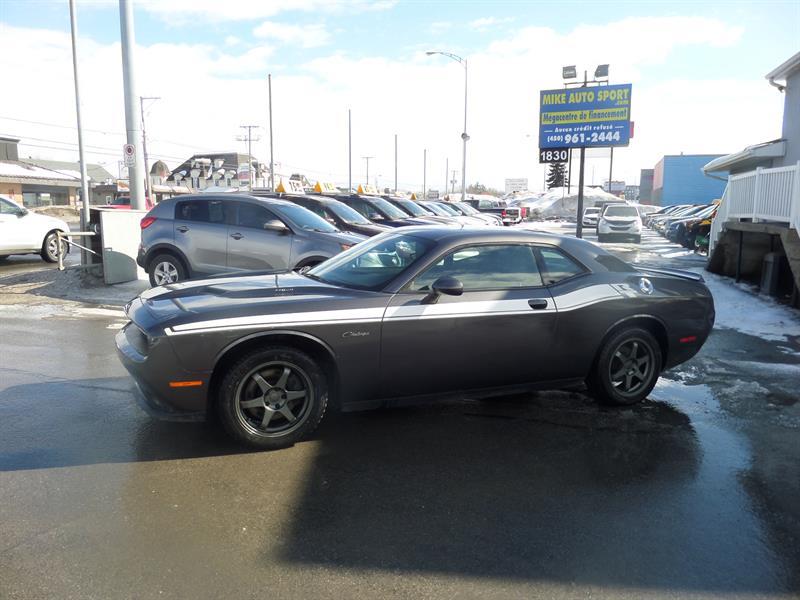 Dodge Challenger 2015 R-T ++ 372HP #18-025