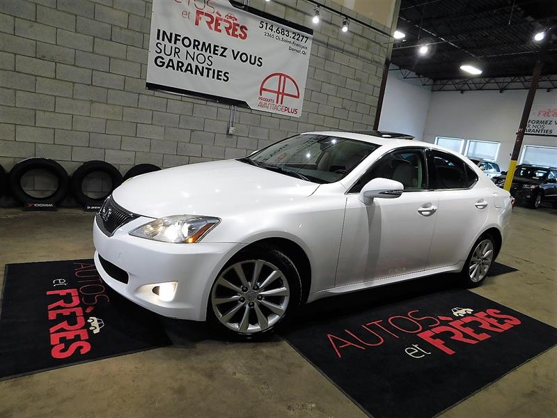 Lexus IS 250 2010 4dr Sdn Auto AWD #2126