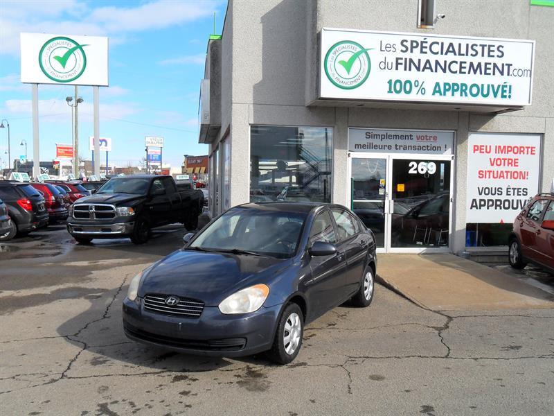 Hyundai Accent 2009 4dr Sdn #F170096-04