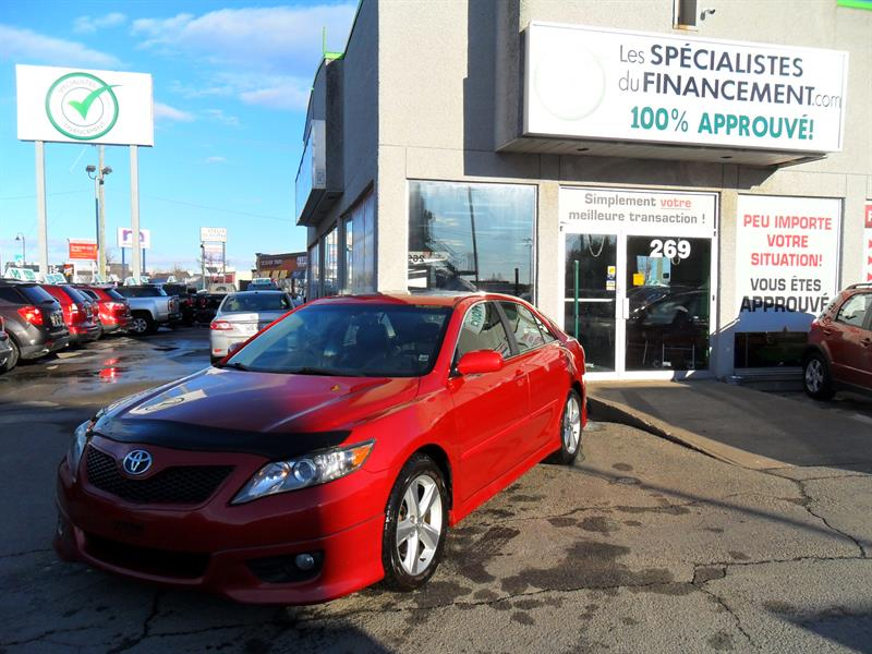 Toyota Camry 2010 4dr Sdn I4 #F170048-03