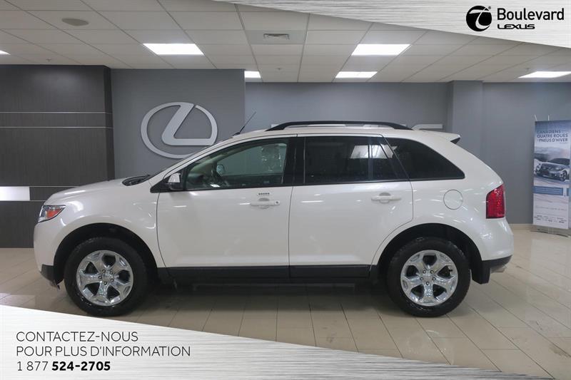 Ford EDGE 2014 AWD SEL GPS CAMERA #600715