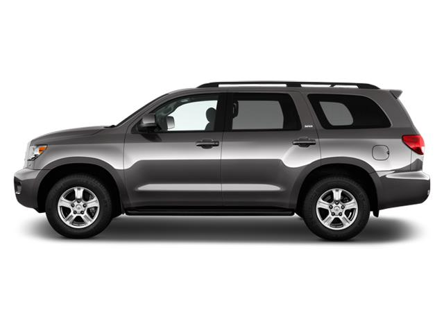 2018 Toyota Sequoia Limited #SQ18504
