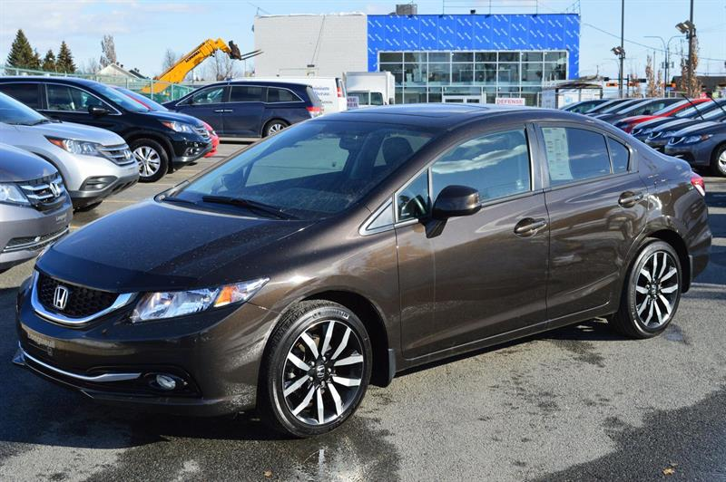 Honda Civic 2013 Touring #U7950
