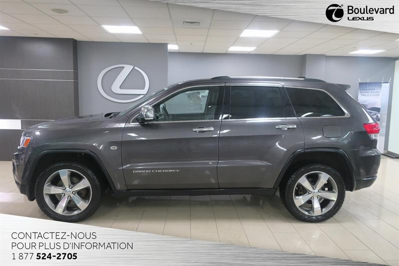 Jeep Grand Cherokee 2014 LIMITED 4X4 NAVIGATION #14381A