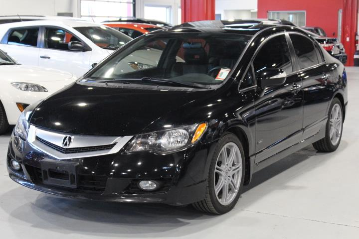 Acura CSX 2010 4D Sedan #0000000597