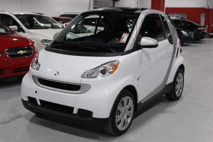 Smart fortwo 2012 PURE 2D Coupe #0000000651