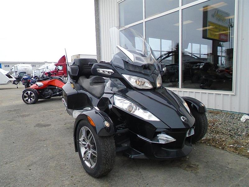 Can-am Spyder RT-S 2010