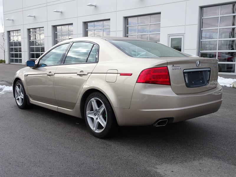 Acura TL Speed AT Used For Sale In Abbotsford At The Honda Way - 2004 acura tl used for sale