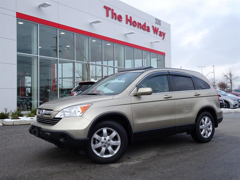 High Quality 2007 Honda CR V EX L 4WD AT