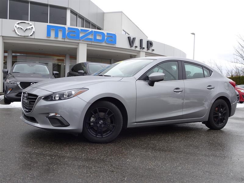 2016 Mazda MAZDA3 GS, AUTO #6473