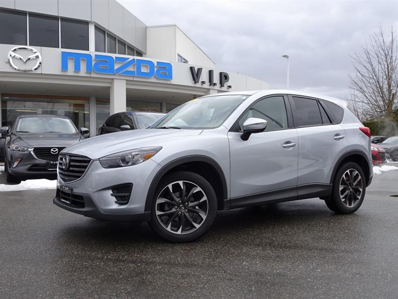 2016 Mazda CX-5 GT, TECH, LEATHER #D6128