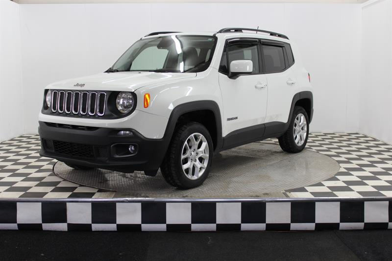 Jeep Renegade 2015 North  #A6517