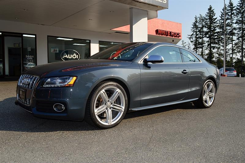 2011 Audi S5 AWD Premium - NO ACCIDENTS / LOCAL #CWL8041M