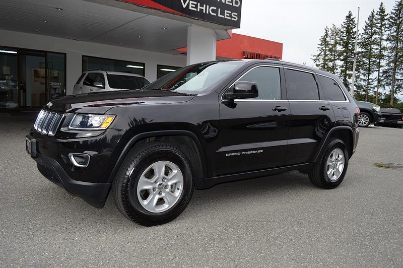 2014 Jeep Grand Cherokee 4WD Laredo - NO ACCIDENTS / ONE OWNER / LOCAL #CWL8084M