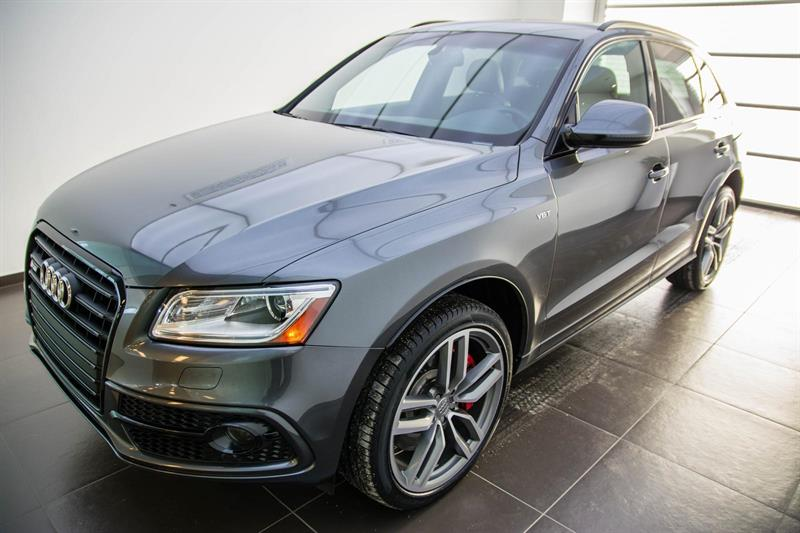 Audi SQ5 Navi,B&O,,21 inch,black optic 2016