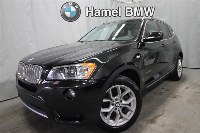 2014 BMW X3 AWD 4dr xDrive28i 2,9% 84 MOIS #U18-022