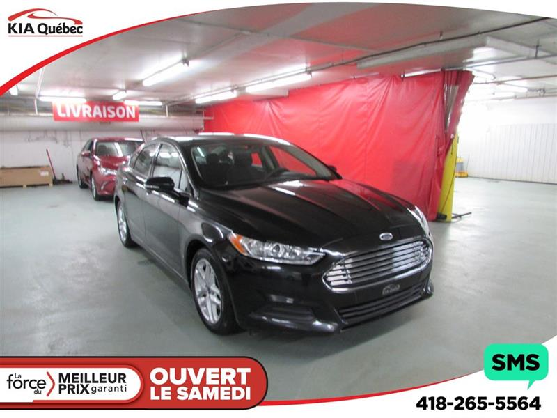Ford Fusion 2014 SE* BLUETOOTH* #QU10101A