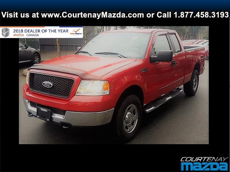 2005 Ford F150 XLT Ext Cab 4WD #P4574
