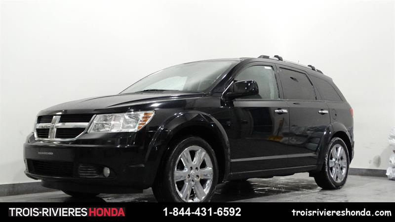 Dodge Journey 2010 R/T AWD mags toit ouvrant cuir #U17-132B