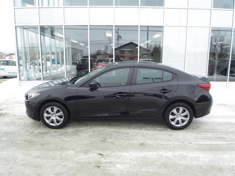 Mazda MAZDA3 2015 4dr Sdn GX #A1866