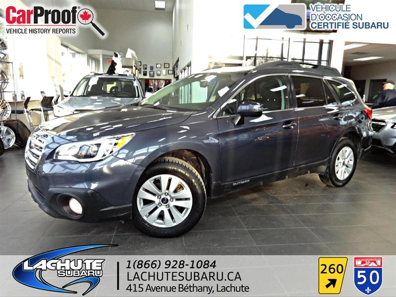 Subaru Outback  TOIT OUVRANT 2015 2.5i w/Touring Pkg #A1936